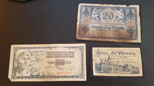 (Bild) - (Geld, Fremdwährung, Währungstausch)