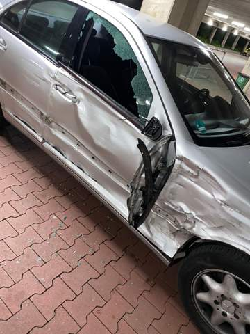 Auto Totalschaden trotzdem fahren?