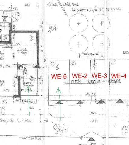 meine nachbarin in der weg will einen carport bauen. Black Bedroom Furniture Sets. Home Design Ideas
