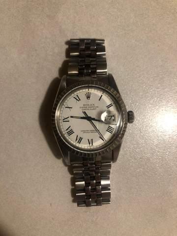 - (Rolex-Uhr, Echt oder Fälschung)