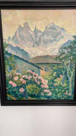 Wie hoch ist der Marktwert dieses Gemäldes?